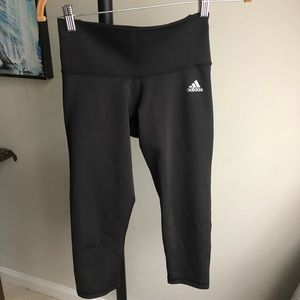Asedias new compression Capri pants XS